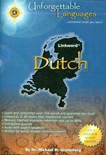 Linkword Dutch Language Course Software 2 CDROM Set Win/Mac