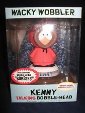 Kenny South Park Wacky Wobbler Talking Bobble-Head Funko