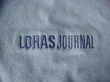 Polo Golf SHIRT Medium ~ LOHAS Journal ~ Lifestyles of Health and Sustainability