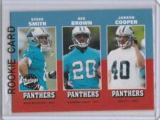 STEVE SMITH Carolina Panthers ROOKIE CARD 2001 Upper Deck Vintage Football RC