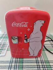 Coca-Cola 0.1 Cu. Ft. Mini Refrigerator, Red (KWC4)