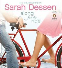 Along for the Ride by Sarah Dessen (2009, CD, Unabridged)