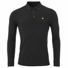 100/% Authentique BNWT Lyle et Scott White T-shirt à encolure ras-du-Cou Taille UK S TS400V