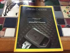 John Deere Owner Operator Manual - Mid Mount Z Trak 737 and 757
