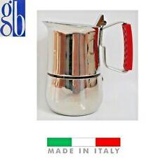 CAFFETTIERA GB PREZIOSA EXPRESS IN ACCIAIO INOX 4 / 2 TAZZE PRODUZIONE ITALIANA