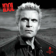 Billy Idol The Roadside Ep (4050538689334) Limited New Blue Colored Vinyl Lp