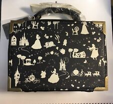 Loungefly Disney Princesses Snow White Belle Cinderella Sleeping Beauty Purse