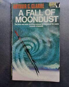 Arthur C. Clarke A FALL OF MOONDUST Pan 1972 Vintage pb