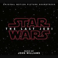 Star Wars: The Last Jedi Soundtrack - John Williams - Jewel Case (NEW CD)