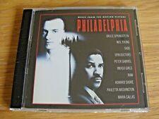 CD Album: Various Artists : Philadelphia : Original Soundtrack Sealed Sade Young