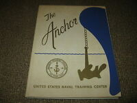 The Anchor Yearbook 1966 US Naval Training Center - Company 72-052