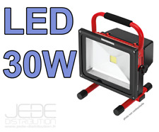 Projecteur de chantier à LED-Autonome 30W - CIMCO 111588