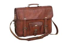 Bag Rich Leather Vintage Shoulder Purse Supreme Tote Brown Satchel Handbag