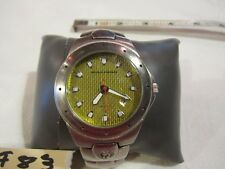 BULLHEAD MENS  YELLOW Dial Wrist Watch  F83