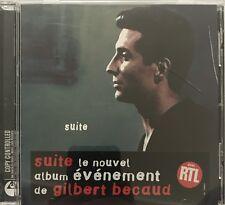 GILBERT BECAUD : SUITE - [ CD ALBUM ]
