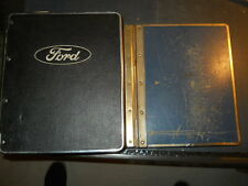 1961 62 63 64 Ford Truck Chassis Parts Catalog Volume I & 2 Canada