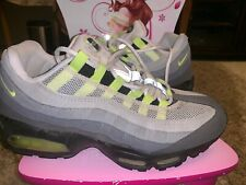 2f1cf459bc96 2003 Nike Air Max 95 Neon Running Shoes Needs Restoration