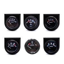 "2"" 52mm Black Car Auto Digital LED Water Temp Temperature Gauge Kit 40-120℃"