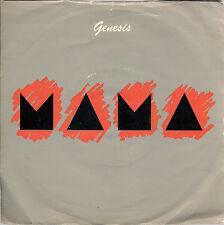 """Genesis Mama UK 45 7"""" single +Picture Sleeve +It's Gonna Get Better"""