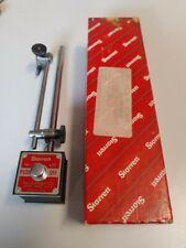 Starrett 657aa Magnetic Base Indicator Holder Very Clean