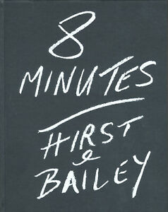 David Bailey (Signed) - 8 minutes Hirst & Bailey-2810