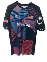 Rare Team Malaysia Vintage Prototype Official HS Jersey 3XL XXXL Never Worn