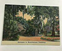 VINTAGE 1930s Mini Photographs Souvenir Pictures Savannah Bonaventure Cemetery