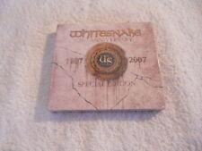 "Whitesnake ""1987-2007 20th anniversary"" 2007 cd &DVD Box New Sealed EMI Rec."