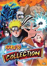 DVD NARUTO Movie 11 Movies in 1 boxset Anime