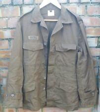 Sadf - South African Nutria Bush Jacket 1984 Small