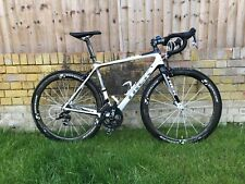 Trek Project One Madone 6.9 Road Bike - Crystal White - Size: 54cm - RRP £8000