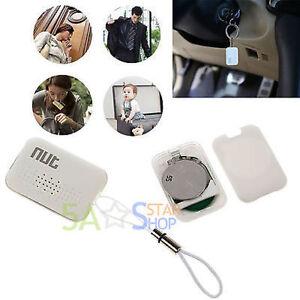 Nut Smart Tag Bluetooth GPS Tracker Key Pet Bag Finder Anti Lost Alarm UK