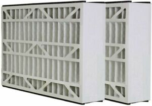 16x25x5 Honeywell Replacement Filter MERV 8 - 2 Pack Replacement For FC100A1029