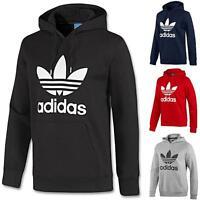 adidas Originals Adi Trefoil Hoodie Sweatshirt Hoody Kapuzenpullover Pulli
