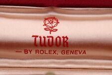 Vintage Ladies Watchbox - Tudor by Rolex, Geneve