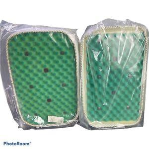 NEW Rare Nikken Kenko Magnetic Therapy Cushion Pad Seat Pillow Salesman Samples