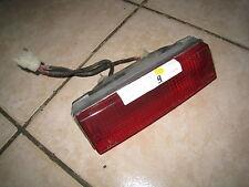 GPZ 600 R ZX600A Feu Arrière Verre / Cache pour Feux Queue Lumière