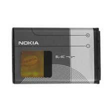 OEM NOKIA BL-6C Cellphone Battery for 2115i 2116i 2125i 2126i 2128i 2865i 3155i