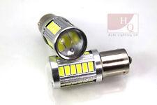 2 X P21W 33 Smd 5630 Led 1156 382 Ba15s Cola inversa bombillas Audi