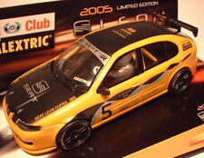 qq 6169 SCALEXTRIC (SCX) SEAT LEON SCALEXTRIC CLUB 2005 Only for club members