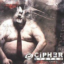 Central Tunnel Eight * by Cipher System (CD, 2004, Lifeforce/Impression Music)