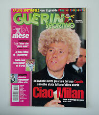 GUERIN SPORTIVO 1997- n. 49 - CIAO MILAN + FILM DEL CAMPIONATO