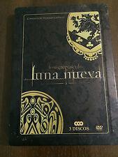 LUNA NUEVA - 3 DVD ED.ESPECIAL COLECCIONISTA + HOLOGRAMA - STEELBOOK 397 MIN