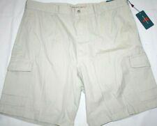 Mens shorts PERRY ELLIS size 42 cargo cotton NEW