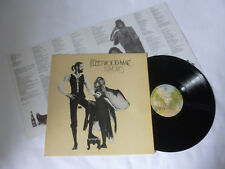 FLEETWOOD MAC ~ RUMOURS ~ EX+/EX ~ 1977 'BURBANK' UK ROCK VINYL LP ~ GREAT AUDIO