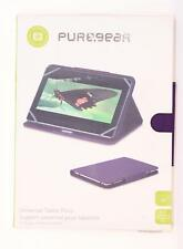 "pure Gear Universal Tablet Folio 10"" iPad / Tablet Case Cover & Organizer Purple"