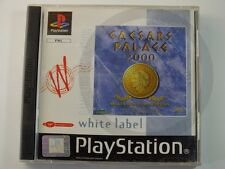 !!! Playstation ps1 jeu CAESARS PALACE 2000 d'occasion, mais bien!!!