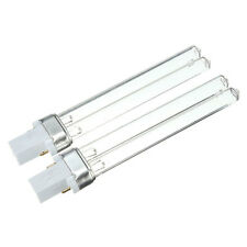 9W UV 254 nm G23 Germicidal Bulb Water Air Disinfection Purification Lamp Tube