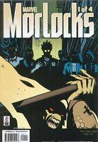 MORLOCKS 1 1st Appearance ANGEL DUST Marvel Comics Geoff Johns 2002 VF/NM