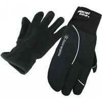 Planet Bike 9004-XL Borealis Wnter Gloves Inner Liner Black X-Large